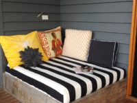 DIY Outdoor Daybed 200x150 Free Outdoor Furniture Plans Help You Create Your Own Backyard Oasis