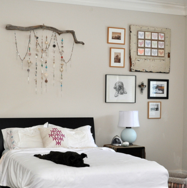 Driftwood Bedroom Sparkle
