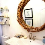 Budget-Friendly Driftwood Mirror Ideas