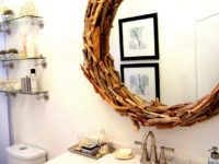 Driftwood Mirror 200x150 Budget Friendly Driftwood Mirror Ideas