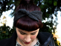 Easy Knitted Headband 200x150 9 Awesome Headbands to Wear this Winter