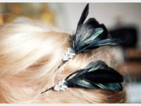 Feather Hair Accessory 200x150 Amazing DIY Hair Accessories to Upgrade Your Style!
