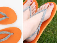 Flip Flops 200x150 Clever Ways to Reuse Your Broken Things