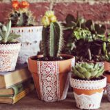Want To Decorate Your Flower Pots? Try These Ideas!