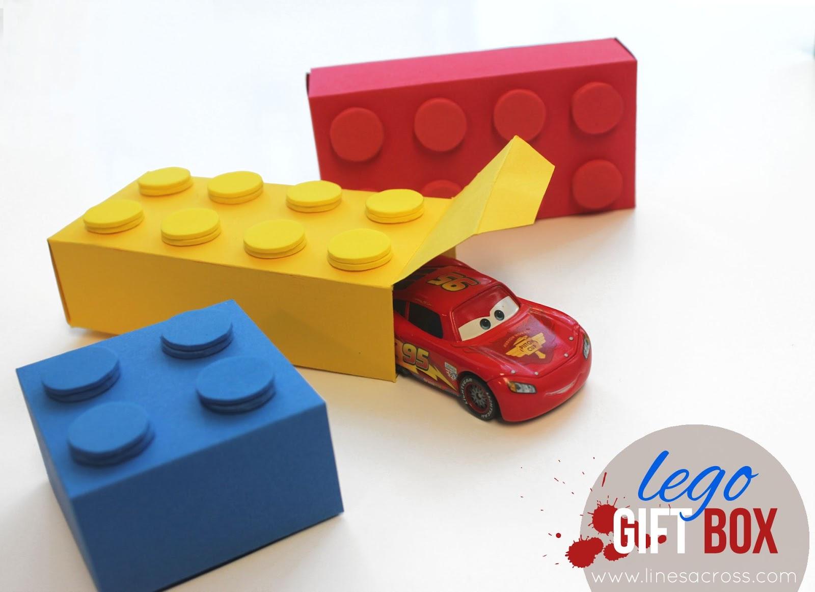 Lego Gift Box