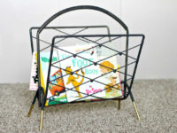 Magazine and Book Caddy 200x150 Easy DIY Magazine Racks to Make