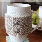 Weaving it in style: 8 Cute DIY Coffee Cup Cosy Patterns