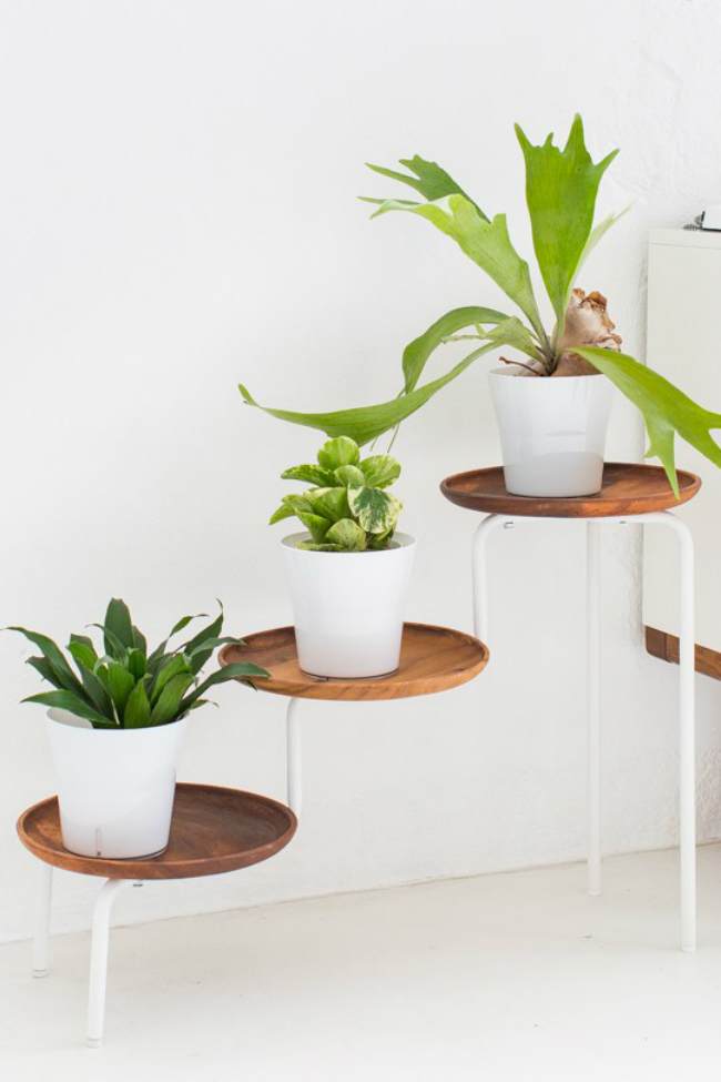 Planter Stand Plate