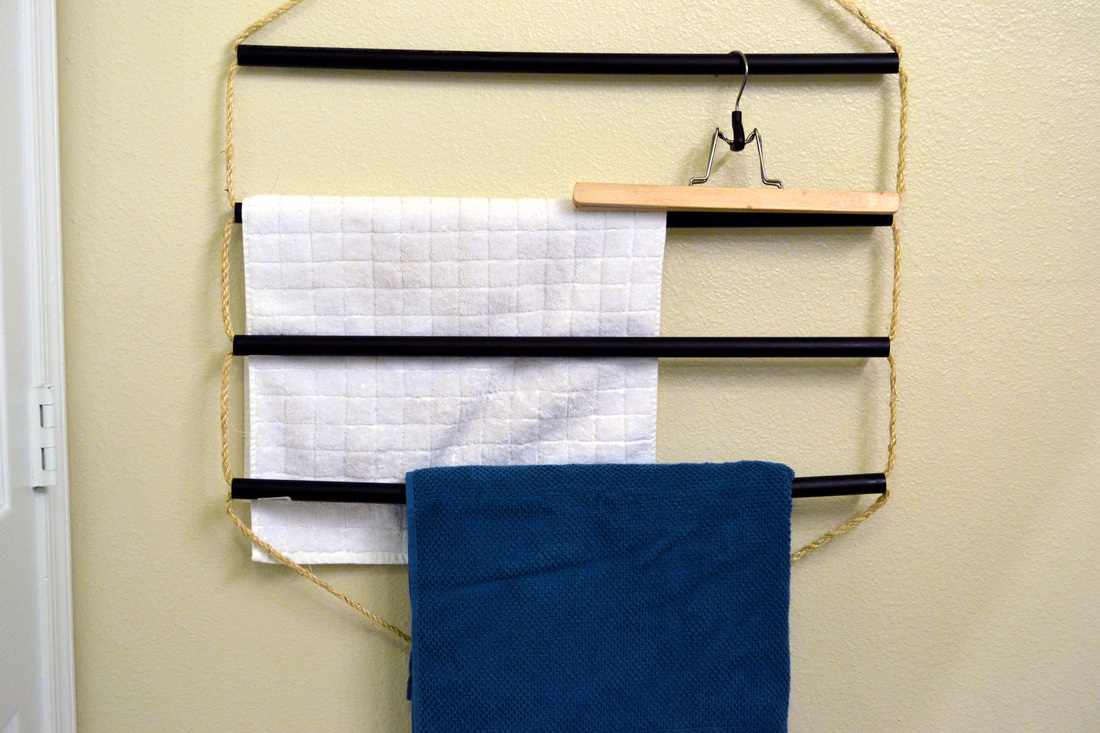 Tiny Home Designs: DIY Hooks And Hangers For Your Home Interior