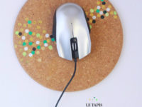 Polka Dot Mousepad 200x150 8 Ways to Craft Your Own Mousepad from Different Materials