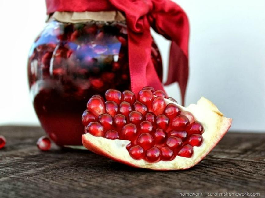 Pomegranate Facial Scrub