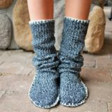 Fashionable DIY Slippers That Will Also Keep You Cozy