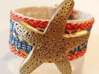 Starfish Bracelet 200x150 Fashionable DIY Beach Inspired Jewelry Makes a Breezy Summer Statement