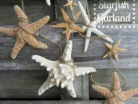 Starfish Garland 200x150 Reclaim Summer Charm: Delicate Beach Garlands for a Breezy Home