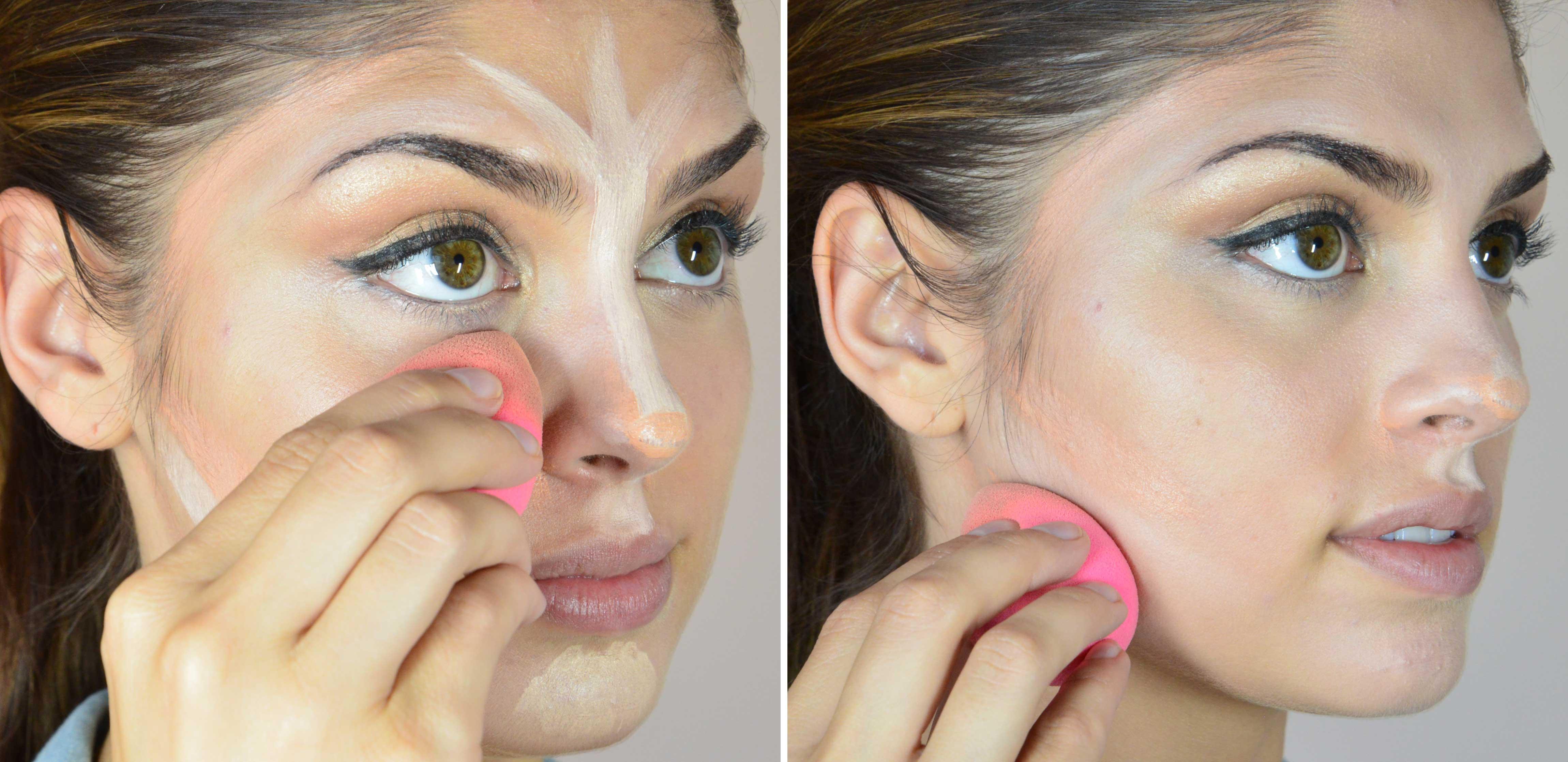Basic contouring – Step 13