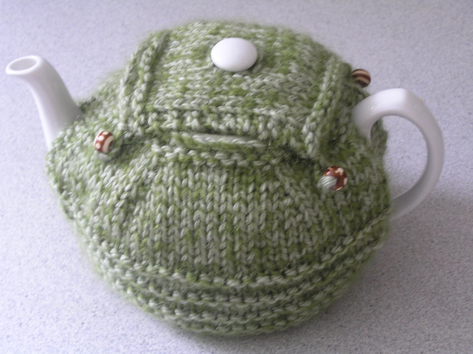 Knitting Patterns Tea Cosy Easy Image collections - handicraft ideas ...