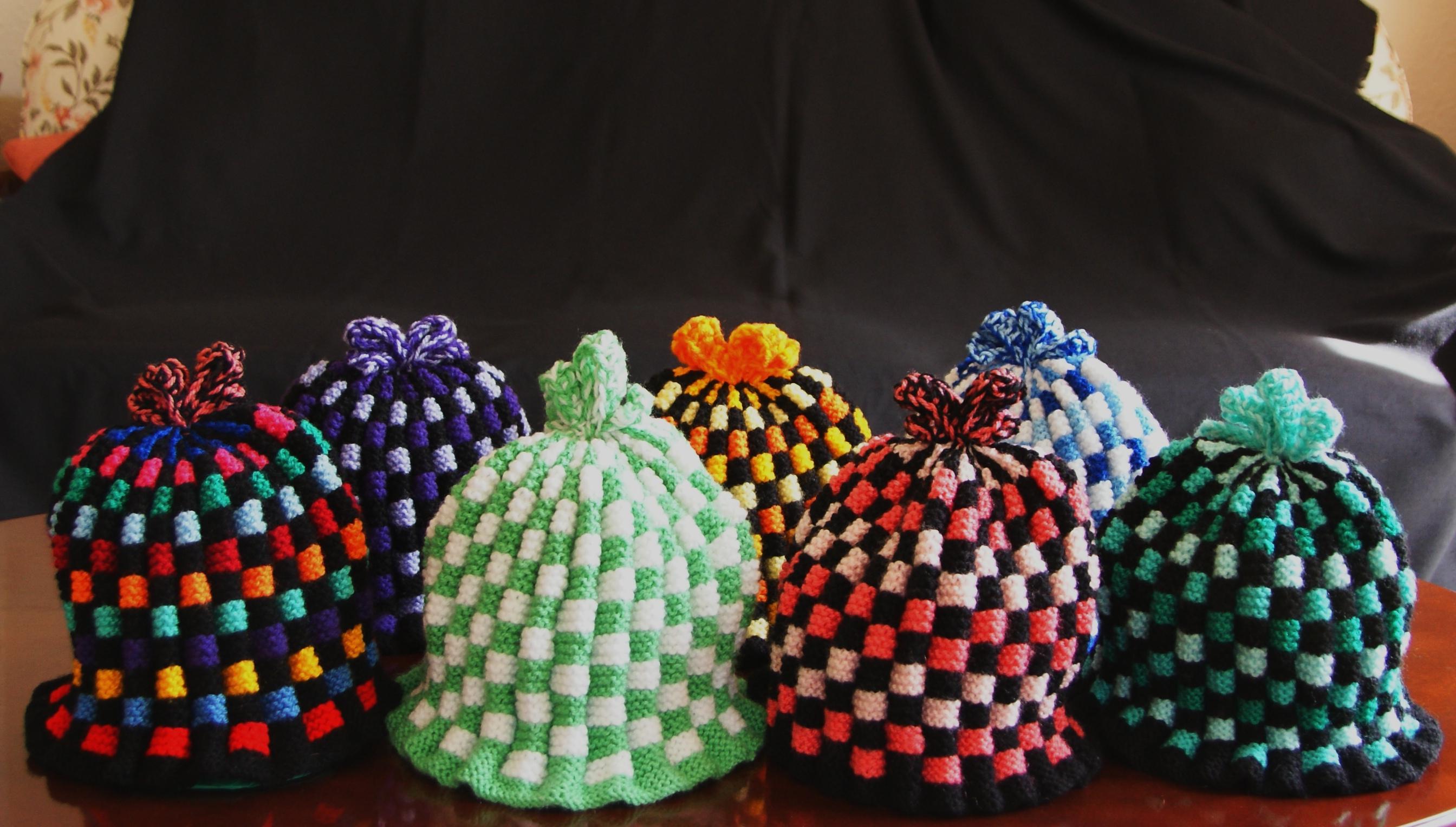 Lujo Tea Cozy Pattern Knit Fotos - Manta de Tejer Patrón de Ideas ...