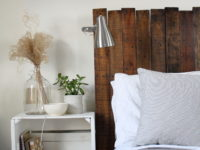 Wood Headboard 200x150 Unique Salvaged Wood Crafts Add Textural Charm To Your Home