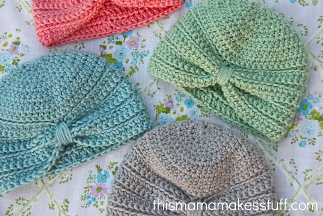 Chic And Cozy These Baby Crochet Hats Are Simply Adorable