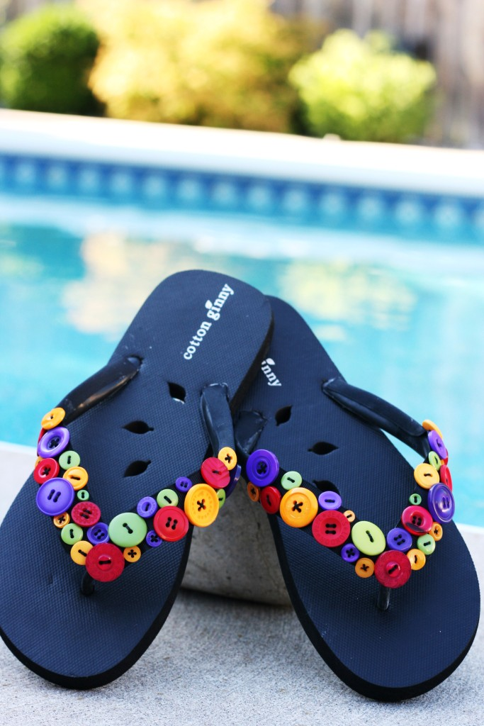e990650851c54e 15 Lovely DIY Flip Flops to Welcome Summer in Style!