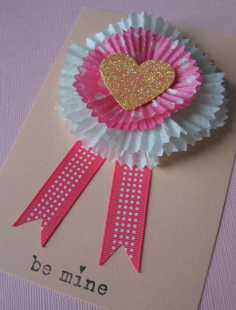 Cupcake Liners Card