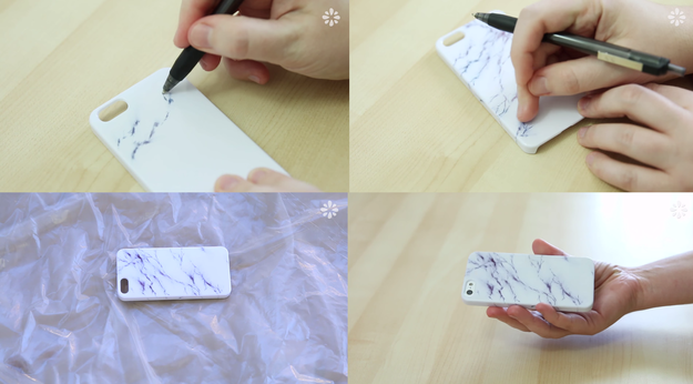 gel-pen-marble-phone-case