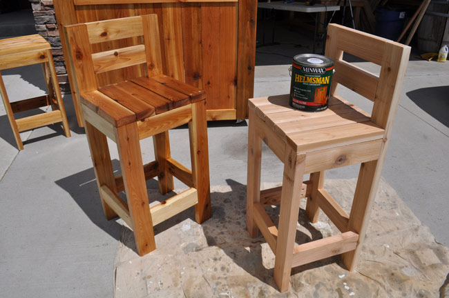 how-to-build-bar-stools