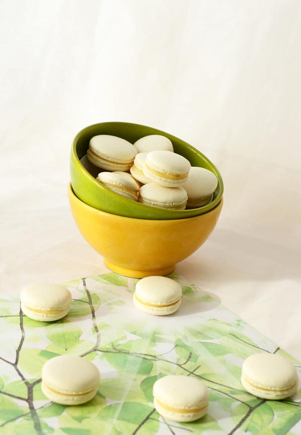 lemon-lime-macarons