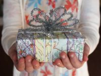 map wrapping paper 200x150 Creative DIY Gift Wrapping Techniques You Wont Want to Tear Open