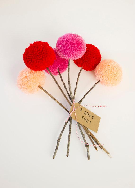 pom-pom-flowers