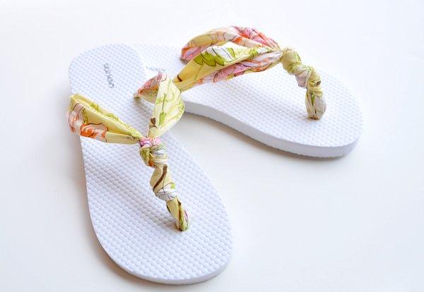 ribbon-knot-flip-flops