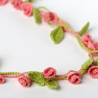 Crocheted Jewelry: Far More Special Than Anything in Stores!