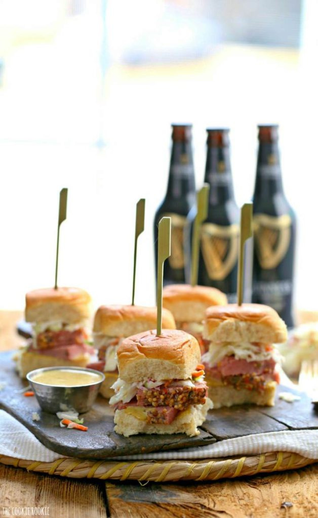 slow-cooker-corned-beef-and-cabbage-sliders-with-guinness-mustard-3