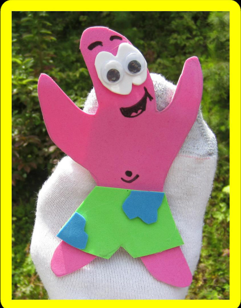 sock craft ideas your child will be amazed by these spongebob crafts and 2966