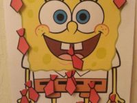Your child will be amazed by these spongebob crafts and diy party ideas view in gallery solutioingenieria Choice Image