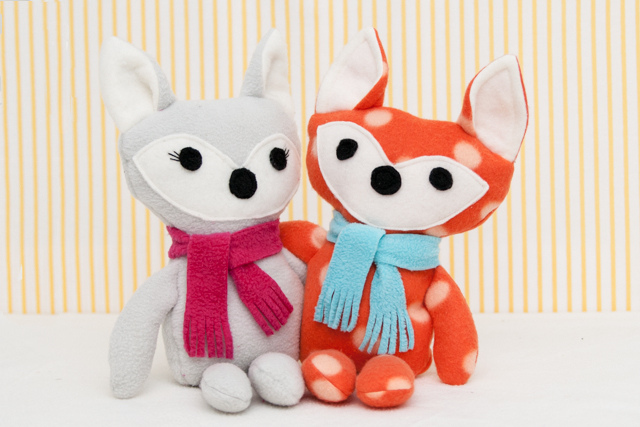 Use These Free Stuffed Animal Patterns To Stitch Up A New