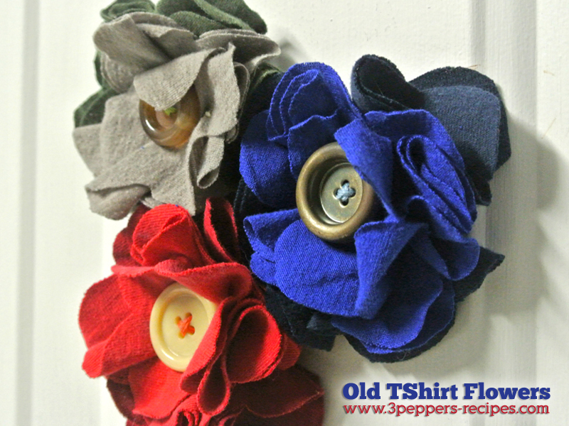 13 DIY Projects to Make with Old T-Shirts