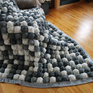 15 Cozily Irresistible Bubble Quilt Patterns