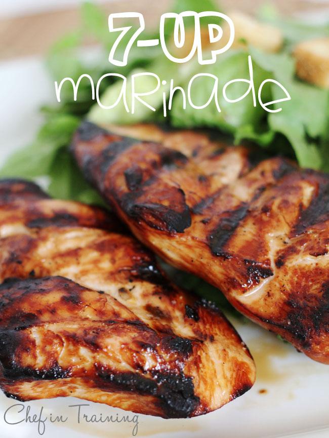7-Up marinade