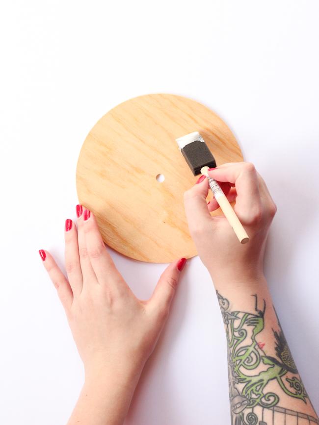 Base Clock Glue
