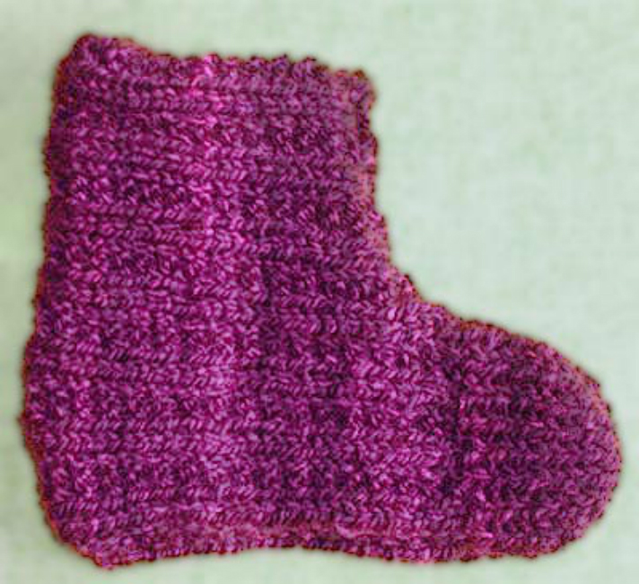 Basic Knit Slipper