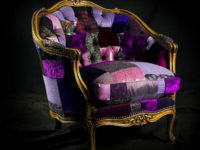 Beautiful Patchwork Chair 200x150 Patchwork Chairs and Stools to Make