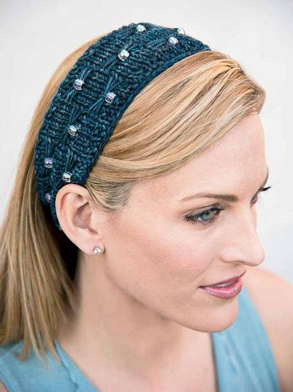 Knitted Headbands For Every Time Of The Year