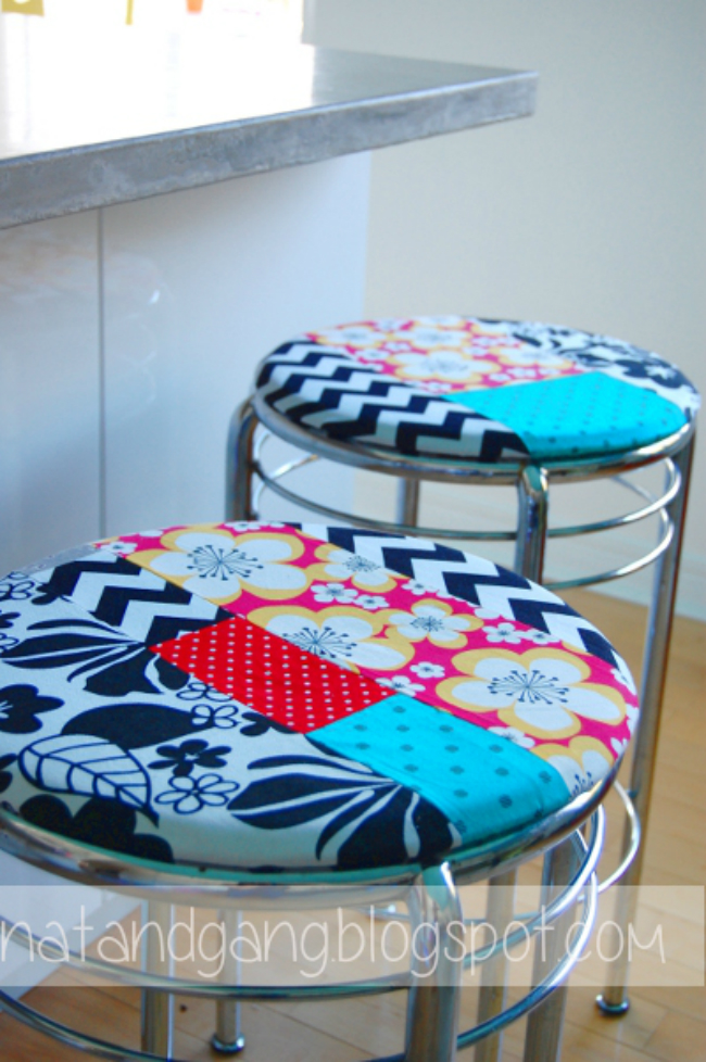 Cheerful Bar Stools