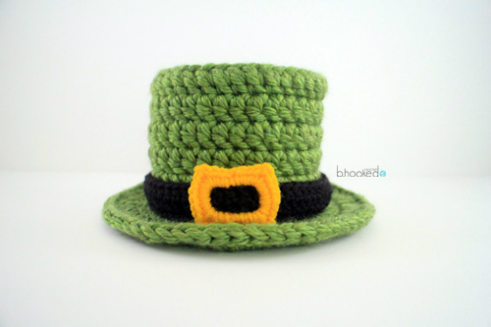 Crochet Irish Hat