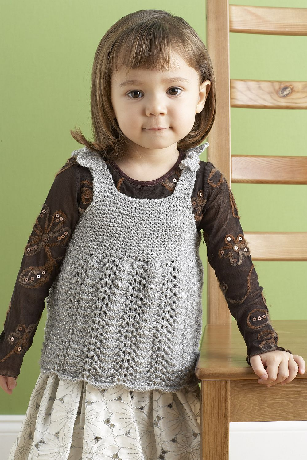 Cute Knit Tunic Dress