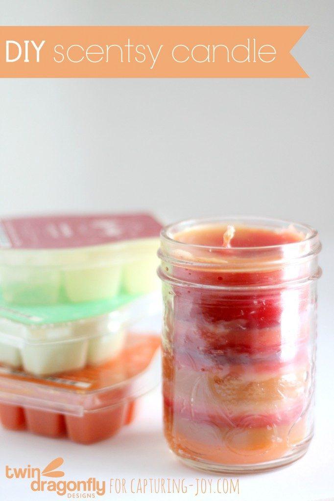DIY-Scentsy-Candle