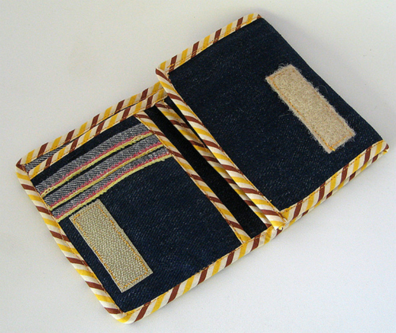 Denim Wallet