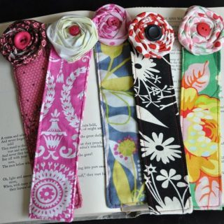 A Fun Read: DIY Bookmarks Any Bookworm Would Adore
