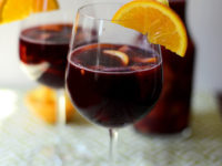 Five ingredient Spanish sangria 200x150 Special Sangria Recipes for a Delicious Summer